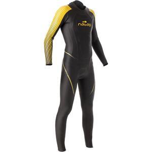 Schwimmanzug Neopren OWS 900 4/2 mm kalte Wassertemperaturen Herren