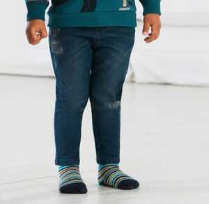 Baby-Jungen-Hose mit verstellbarem Bund