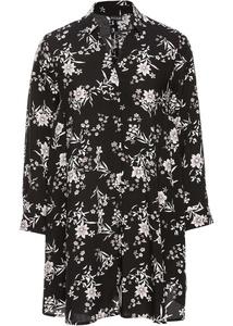 Lange Bluse in A-Form