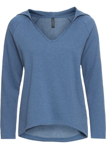 Oversize-Kapuzensweatshirt