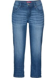 Stretch-Jeans in 3/4-Länge