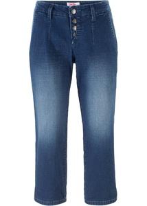Soft-Stretch-7/8-Jeans im Chinostil