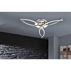 DesignLive LED-Deckenleuchte   Karthane