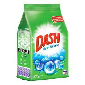 DASH Alpenfrische Waschpulver 1,17kg