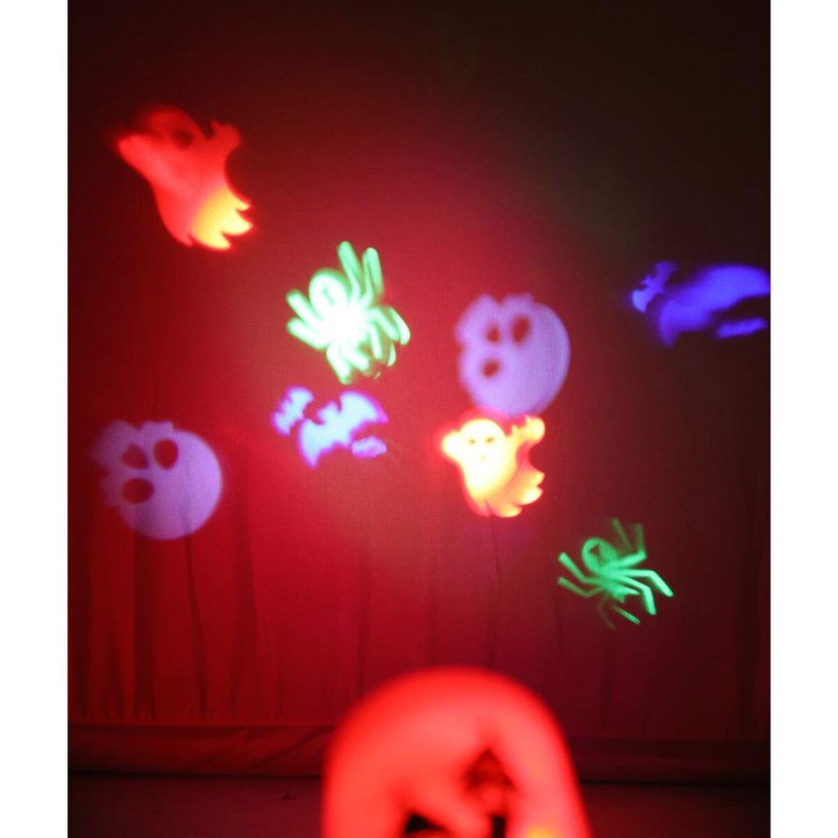 Bild 4 von LED-Kerze Decken-Projektor Halloween