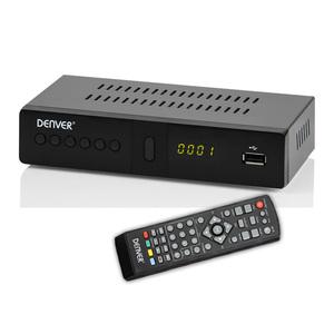 Denver Full HD-DVB-S2 Receiver