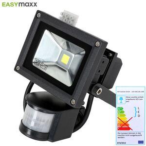 Easymaxx LED-Außenstrahler mit Bewegungssensor