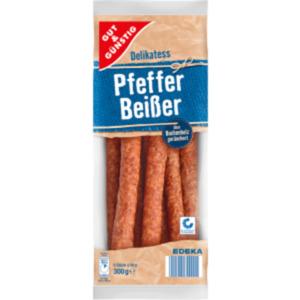 Gut & Günstig Delikatess Pfefferbeißer