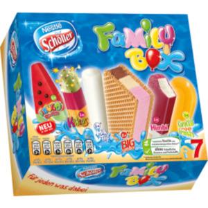 Nestlé Schöller Multipack Eis