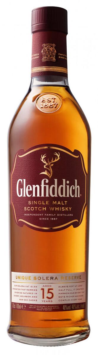 Bild 1 von Glenfiddich, 15y