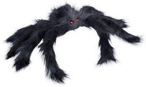 Spinne - aus Polyester - 30 cm