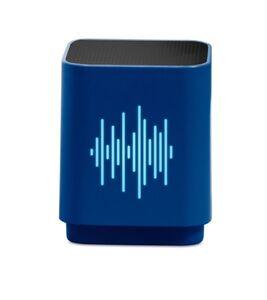 BT Lautsprecher BT19 - Farbe: Blau - mit Lichteffekt