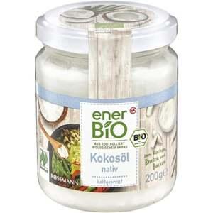 enerBiO Kokosöl 1.50 EUR/100 g