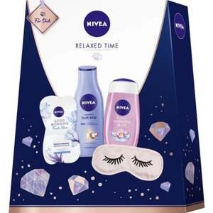 NIVEA Geschenkset Relaxed Time