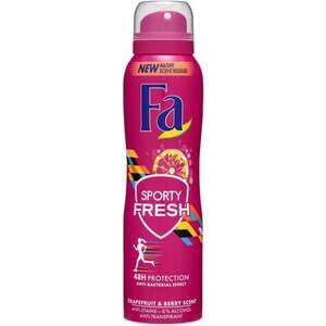 Fa Anti-Transpirant Spray Sporty FRESH 0.90 EUR/100 ml