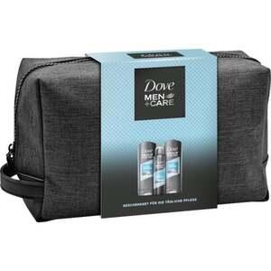 Dove Men+Care Geschenkset für die tägliche Pflege mit Kulturtasche