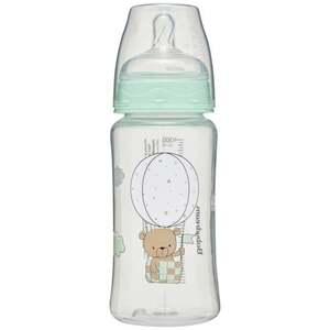 Babydream Weithalsflasche ´´Die Natürliche´´ Teddy 300 ml 0+ Monate