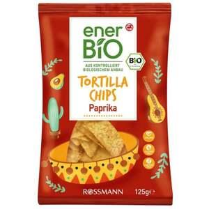 enerBiO Tortilla Chips Paprika 1.03 EUR/100 g
