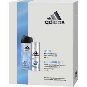 adidas Geschenkset Fresh + After Sport