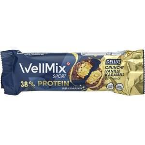 WellMix Sport Riegel Deluxe Crunchy Vanilla Karamell 2.20 EUR/100 g