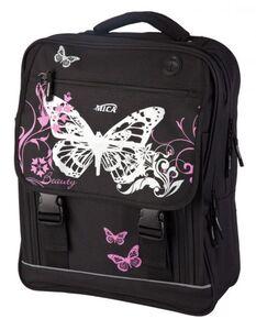 Schulrucksack Schmetterling