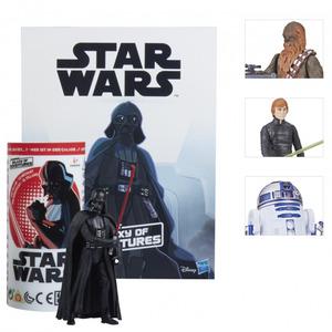 Star Wars Galaxy of Adventures Actionfiguren - verschiedene Charaktere