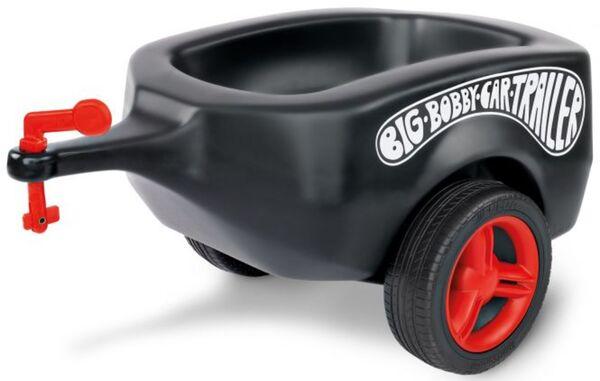 big bobby car anh nger fulda schwarz mit fl sterreifen von rofu f r 29 99 ansehen. Black Bedroom Furniture Sets. Home Design Ideas