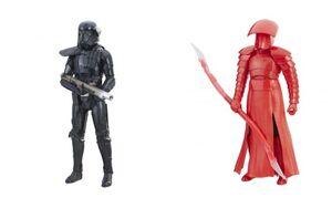 Star Wars Episode 8 - Elektronische Figuren - ca. 30 cm - verschiedene Modelle zur Auswahl