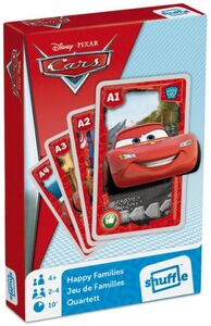 Cars - Quartett - ASS