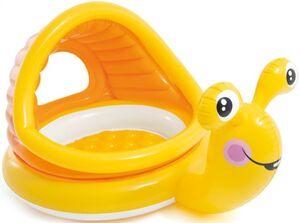 Intex - Baby-Pool - Lazy Snail Shade - ca. 145 x 102 x 74 cm