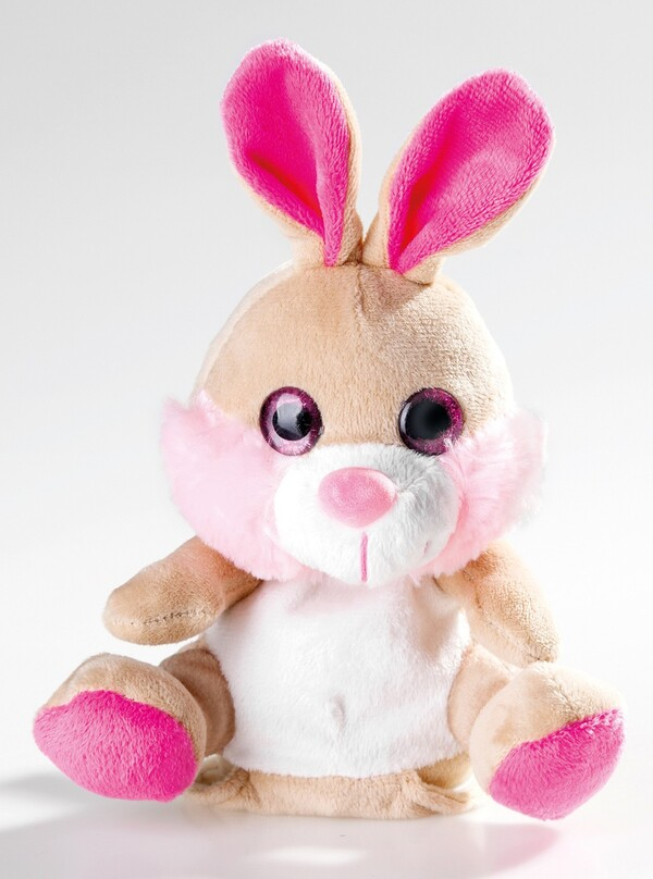 Labertier Hase - Pink