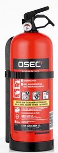 OSEC ABC-Pulverfeuerlöscher