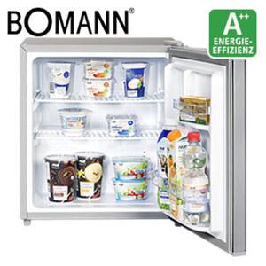 Kühlbox KB 340 A++ · 45 Liter Nutzinhalt · Maße: H 51 x B 45 x T 45 cm · Enerie-Effizienz A++ (Spektrum: A+++ bis D)