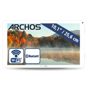 Tablet Access 101 · Quad-Core-Prozessor (bis zu 1,2 GHz) · 2 Kameras (0,3 MP/2 MP) · microSD™-Slot bis zu 32 GB · Android 8.1
