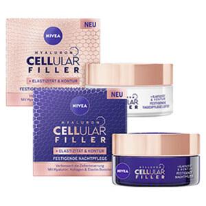 Nivea Cellular Filler + Elastizität & Kontur jede 50-ml-Packung