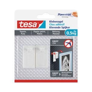 tesa® Klebenagel Tapete & Putz 0,5 kg