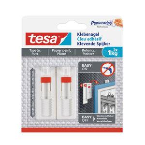 tesa® Klebenagel verstellbar Tapete & Putz 1 kg