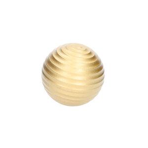 Deko Kugel in groß goldoptik 11 x 11 x 11 cm