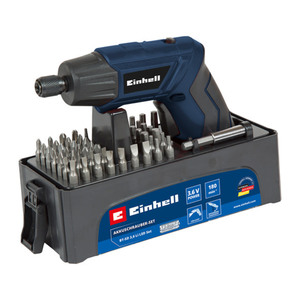 Einhell Akku-Schrauber BT-SD 3,6 LED Set