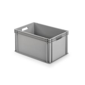 Alutec Kunststoffbehälter geschlossen 60 x 32 x 40 cm grau
