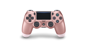 Sony PlayStation Dual Shock 4 Wireless Controller, Farbe: Rose