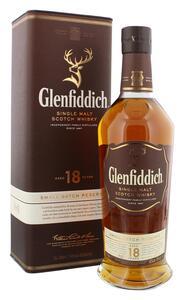 Glenfiddich 18 Jahre Single Malt Scotch Whisky | 40 % vol | 0,7 l