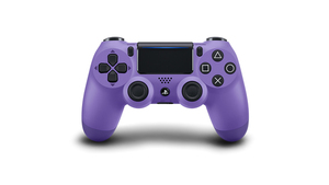 Sony PlayStation Dual Shock 4 Wireless Controller, Farbe: Lila