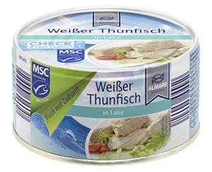ALMARE Weißer Thunfisch