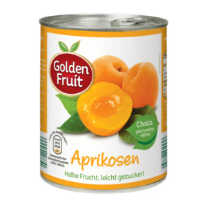 GOLDEN FRUIT  	   Aprikosen