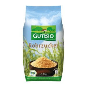 GUT BIO     Bio-Rohrzucker