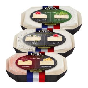 LE COQ DE FRANCE     Premium-Weichkäse