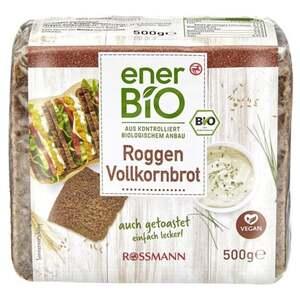 enerBiO Roggen Vollkornbrot 1.98 EUR/1 kg