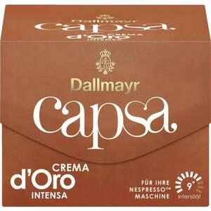 Dallmayr capsa ´´Crema d`Oro Intensa´´ Kaffeekapseln 5.34 EUR/100 g