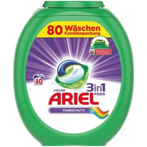 Ariel All in 1 Pods Colorwaschmittel 80 WL 0.25 EUR/1 WL
